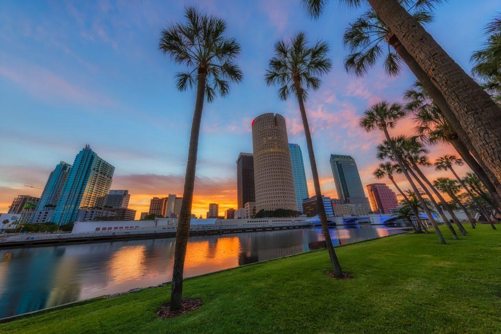Tampa on Tilt, Tampa, Florida