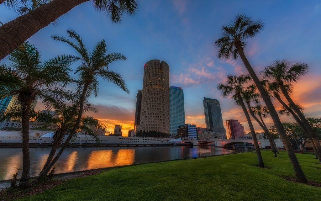 Tampa Palms Sunrise, Tampa, Florida