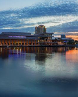 High Resolution Tampa Panoramas