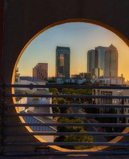 Tampa Framed