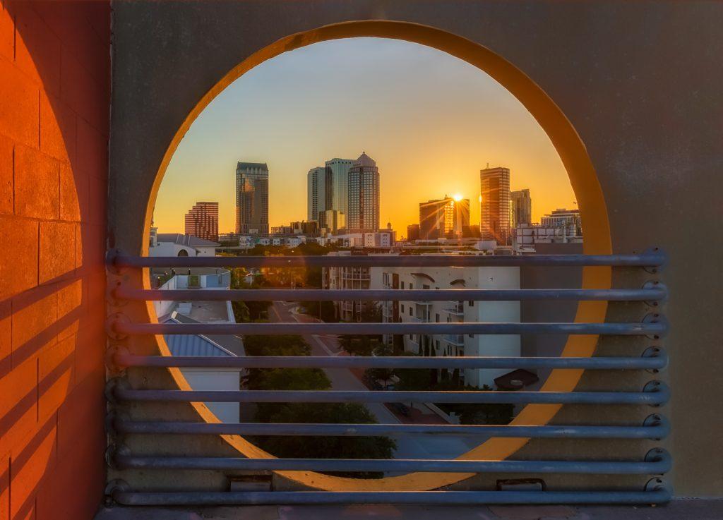Portal to Tampa, Tampa, Florida