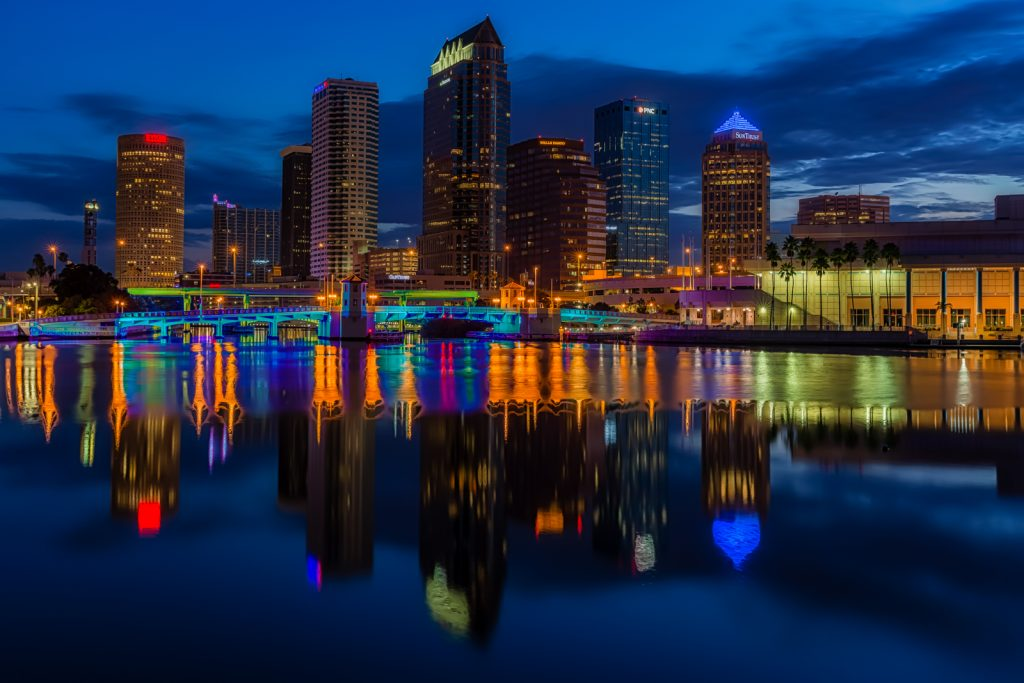 Tampa Classic Reflection, Tampa, Florida