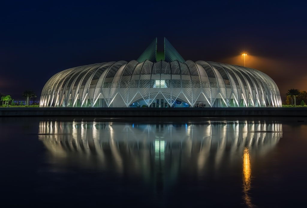 Florida Polytechnic University Symmetry, Lakeland, Florida