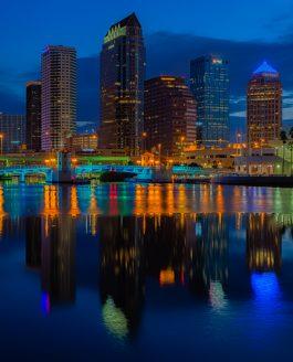 Tampa Reflection Photos