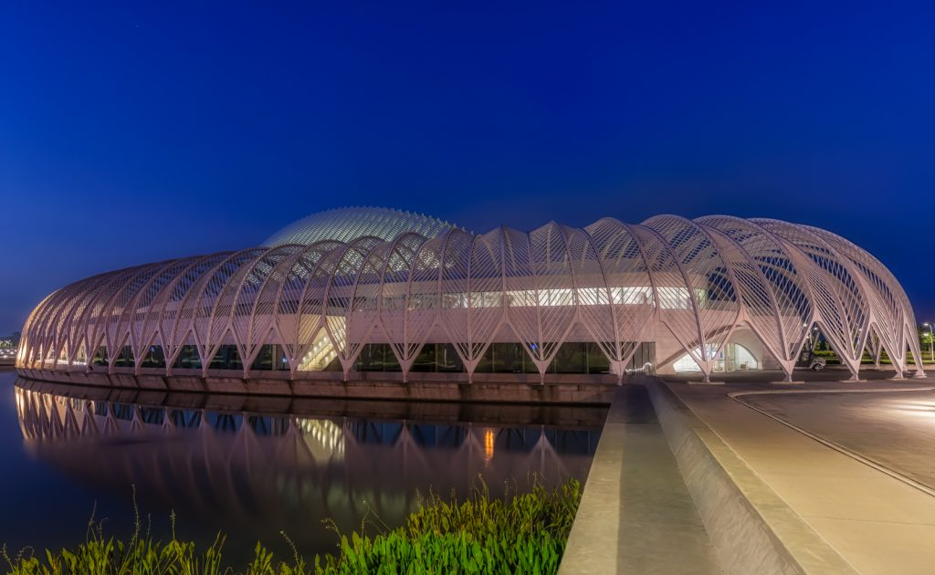Florida Polytechnic University Full View, Lakeland, Florida
