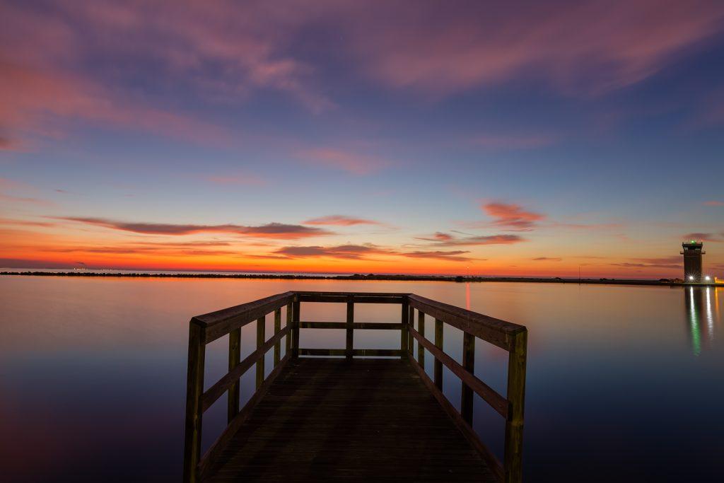 St Pete Dock Dawn, St Petersburg, Florida