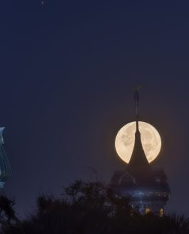 Supermoon Tampa Part Deux