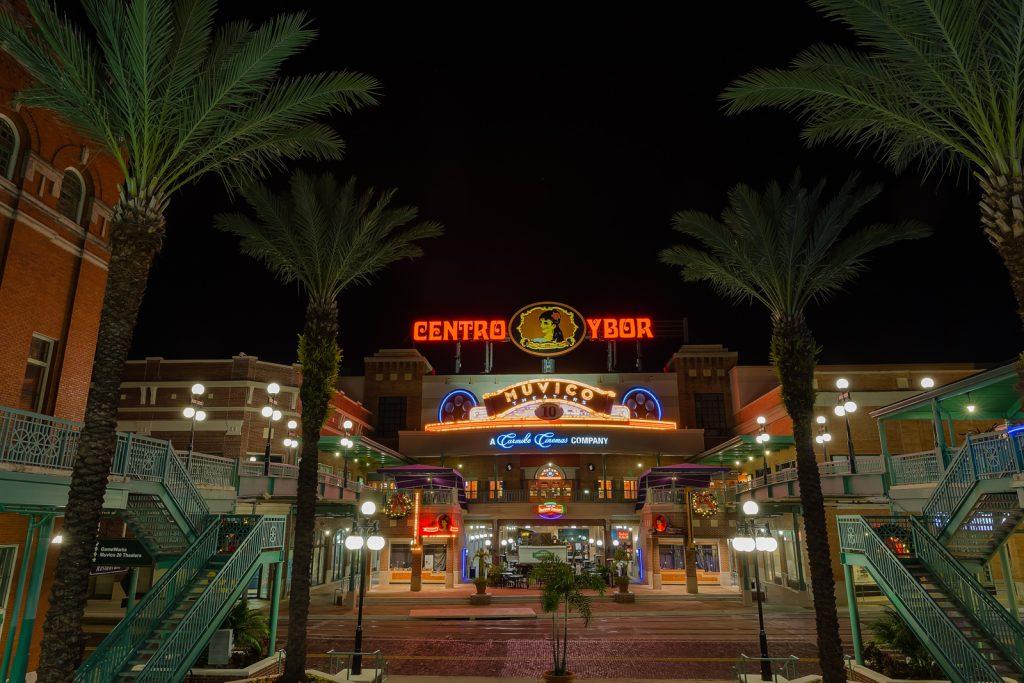 Centro Ybor Muvico, Tampa, Florida