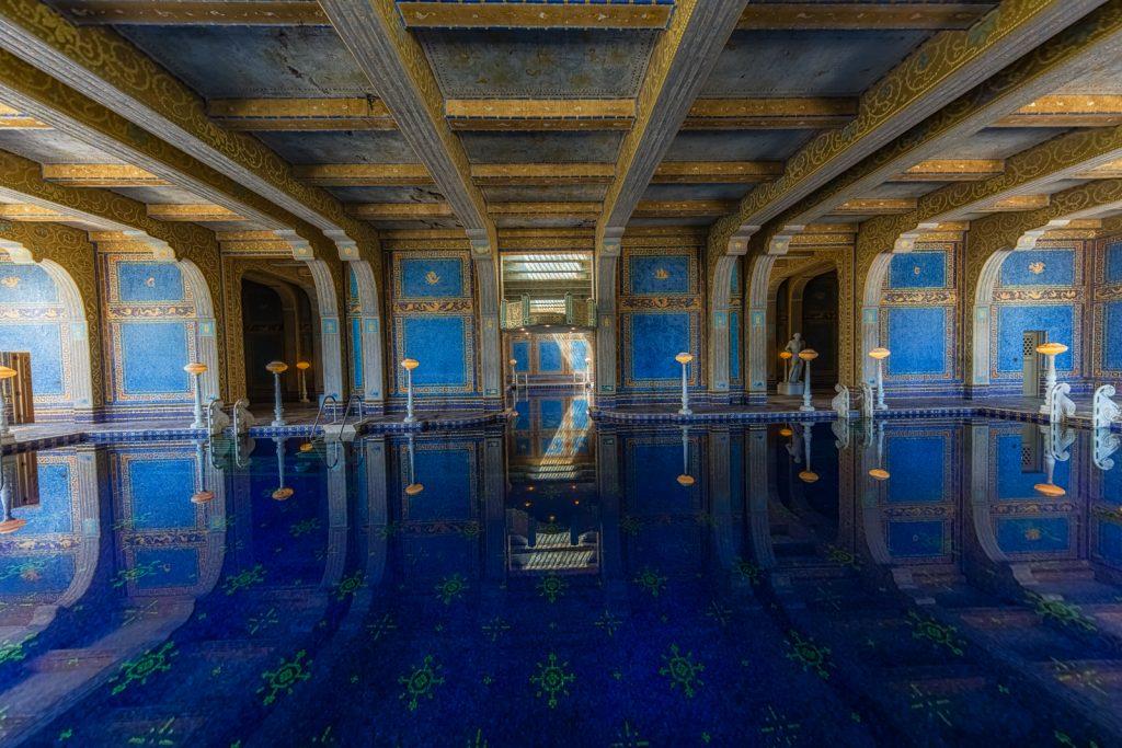 Hearst Castle Indoor Pool (1)