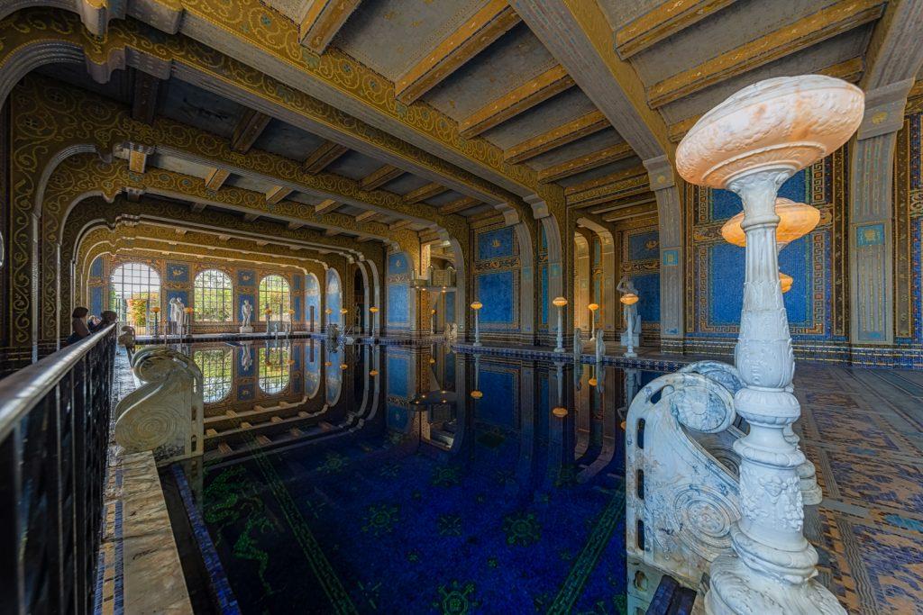 Hearst Castle Indoor Pool (2)