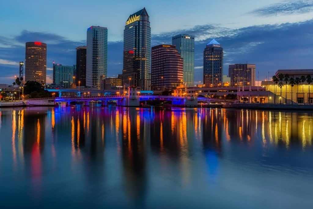 Tampa Classic Dawn Tight, Tampa, Florida