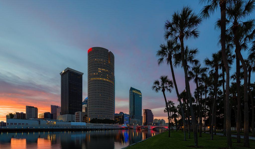 Tampa Sunrise Palms, Tampa, Florida